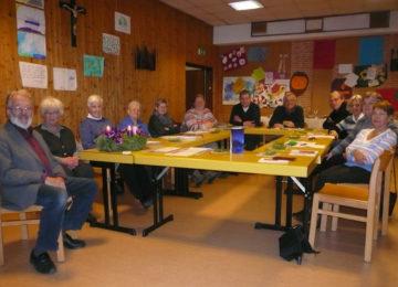 Mitglieder der Gruppe Arbeitskreis-Eine Welt