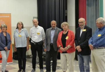 Vorstandsmitglieder 2018/2019