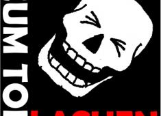 Logo Zum Tod lachen